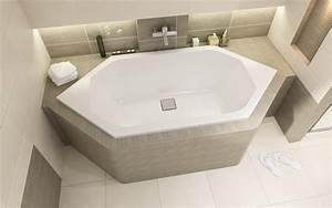 Sechseck Badewanne 190x90 : sechseckige badewanne sanplast w6k space 190x90 cm in 2018 badezimmer pinterest interiors ~ Orissabook.com Haus und Dekorationen
