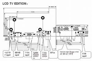 universal tv motherboard board tv certifications ce With lcd led tv drive board tv control board tv circuit board tv main board