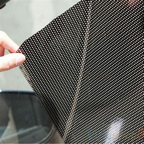 si鑒e auto bouclier 2 pièces auto vitrage latéral pare soleil boitier bloc électrostatique visière ebay
