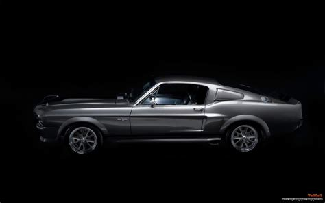 shelby mustang gt eleanor    seconds fond