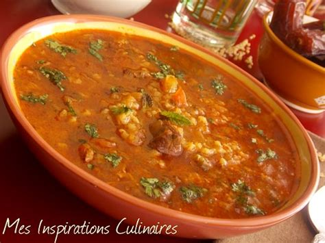 cuisine marocaine traditionnelle chorba frik jari le cuisine de samar