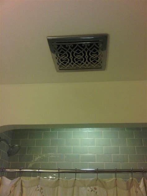 Bathroom Fan Cover by Bathroom Fan Cover