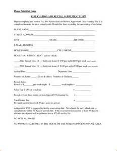 Personal Fax Cover Sheet Template 7 Rental Agreement Authorizationletters Org
