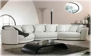 canape panoramique cuir bassano canape contemporain d With canapé angle 6 places cuir