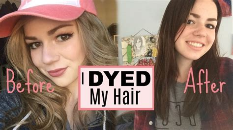 Dying My Hair! (ion Demi- Permanent Dye)