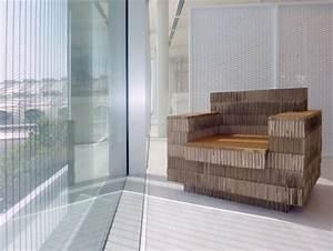 Urban Design Möbel : recycling m bel a4adesign stellt design m bel aus pappe her ~ Eleganceandgraceweddings.com Haus und Dekorationen