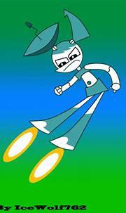 XJ-9 Jenny Satellite Boss by IceWolf762 on DeviantArt