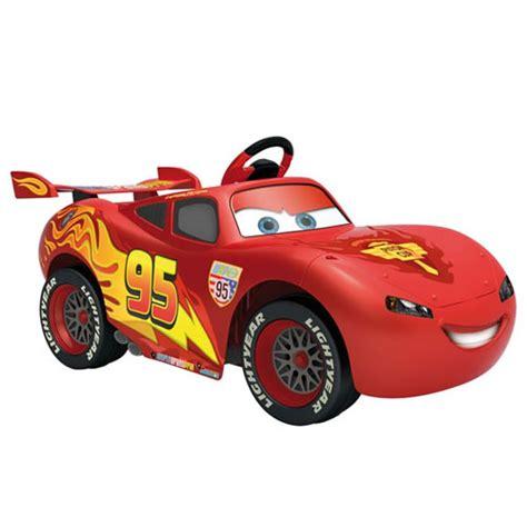 kid motorized car disney lightning mcqueen kids 6v ride on car 219 95