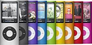 Ipod Nano Kaufen : apple ipod nano mp3 player 8 gb schwarz audio ~ Jslefanu.com Haus und Dekorationen