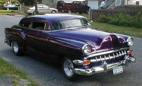 sell   chevy chopped custom lead sled  chevrolet
