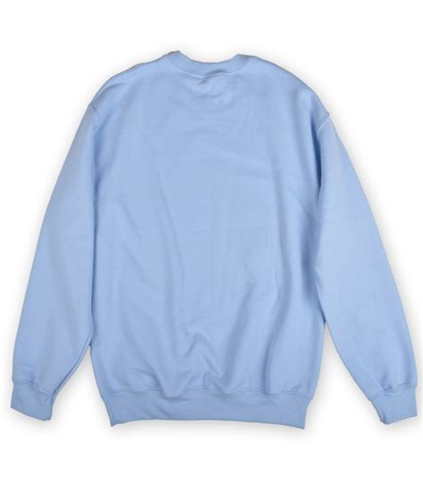 blue sweater poloshow sweater light blue hellblau poloshow