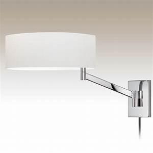 Bedroom Wall Lamps Swing Arm - Decor IdeasDecor Ideas
