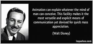 Animation can e... Animated Disney Quotes