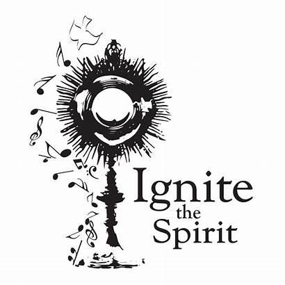 Praise Worship Ecrc Spirit Ignite Catholic Lord