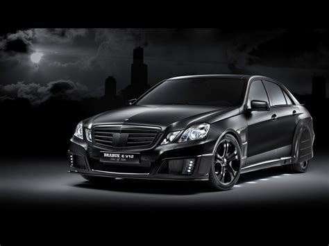 Exclusive reports and current films: Sport Car Concept: Mercedes-Benz E V12 | Brabus
