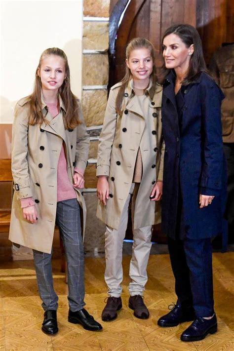 letizia leonor sofia der familien style der spanischen