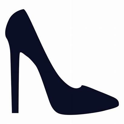 Silhouette Silueta Zapatos Silhueta Stilletto Svg Sapatos
