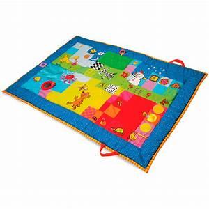 Tapis D éveil : tapis d 39 veil des touches de taf toys sur allob b ~ Teatrodelosmanantiales.com Idées de Décoration