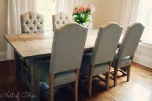 dining room turquoise dining chair and tufted dining chair