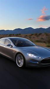 Wallpaper Tesla Model S  Electric Cars  Tesla Motors