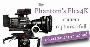 The Phantom Flex4K Camera: The Cinematographer's High ...
