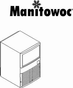 Manitowoc Ice Ice Maker Qm30 Series User Guide