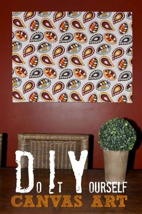 great diy wall art ideas