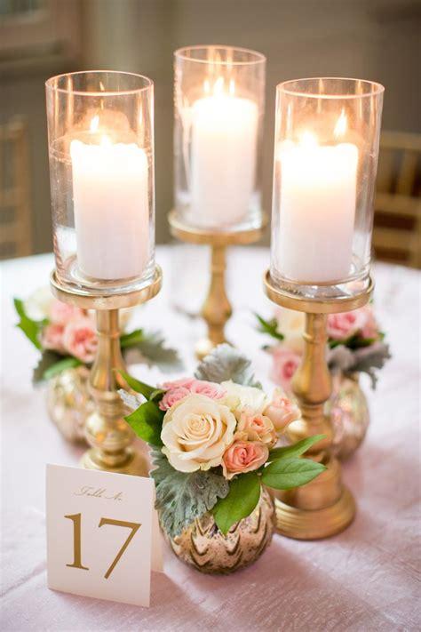 candle wedding centerpieces images  pinterest