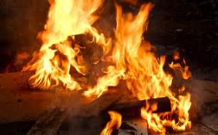 Arcane Deck by Wood Burning
