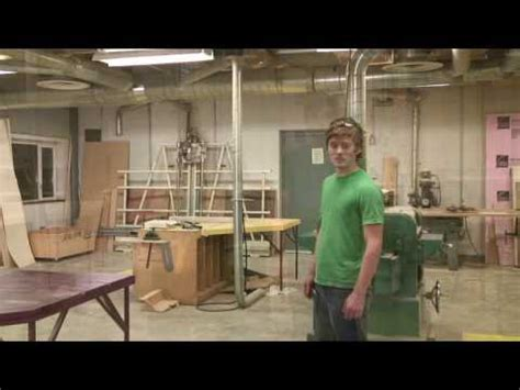 woodworking information   setup  wood shop youtube