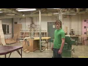 Woodworking Information : How to Setup a Wood Shop - YouTube