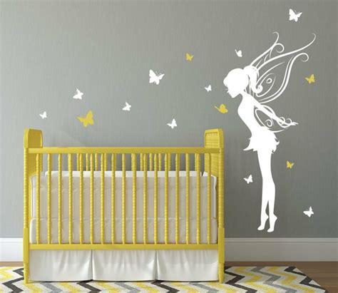decoration murale chambre fille stickers chambre b 233 b 233 fille pour une d 233 co murale originale