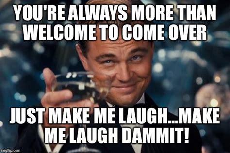 Make A Meme Video - leonardo dicaprio cheers meme imgflip