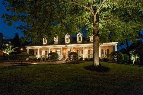 Outdoor Lighting In Nashville, Tn  Light Up Nashville
