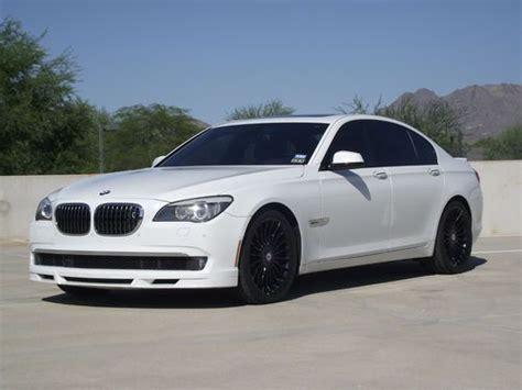 Buy Used 2011 Bmw 7 Series Alpina B7 Swb In United States