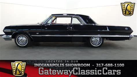 1963 Chevrolet Impala Ss  Gateway Classic Cars