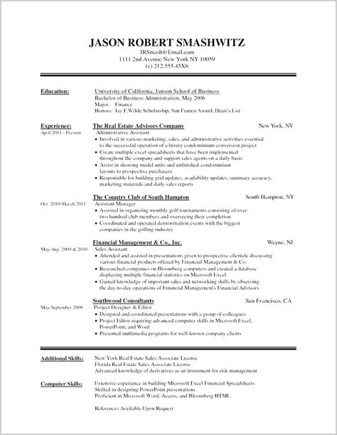 Free Resume Builder No Charge by Free Resume Builder No Fees Resume Resume