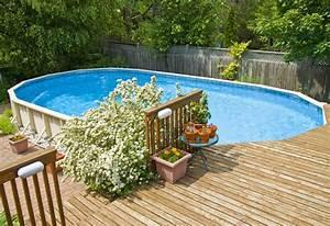 Swimmingpool Zum Aufstellen : ein swimmingpool im garten kosten vorteile und tipps ~ Watch28wear.com Haus und Dekorationen