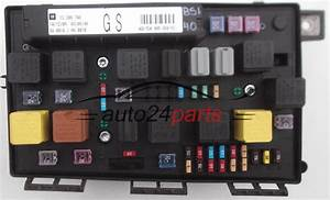 Fuse Relay Box Electrical Comfort Control Module Body Opel Astra H Zafira B 13 206 746  13206746