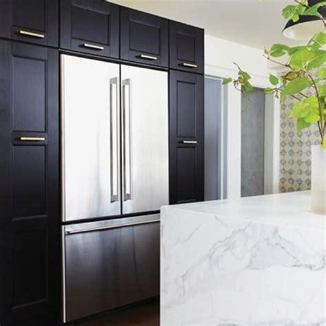 cuisine encastré frigo encastré et armoire ikea cuisine inspirante