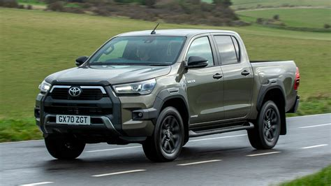 Learn more about our 4 wheel drive pickup truck here! Toyota Hilux pickup review | Carbuyer