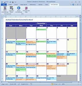 Export outlook calendar print calendar template 2016 for Microsoft outlook calendar templates