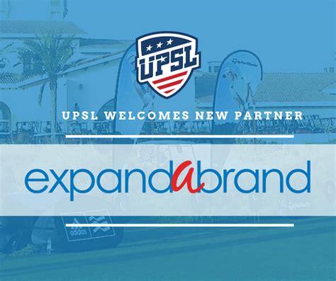 upsl announces business partnership  expandabrand