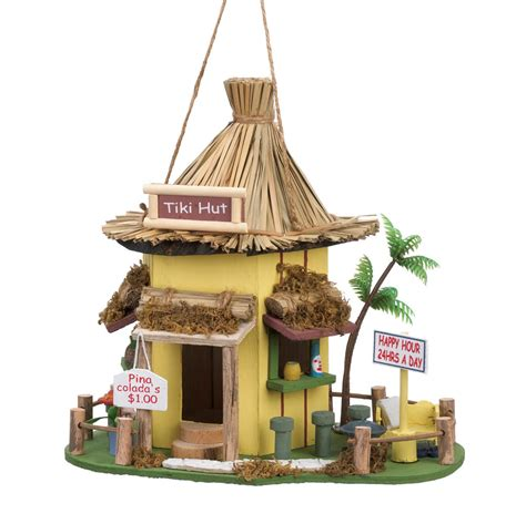 Buy Tiki Hut by Wholesale Tiki Hut Birdhouse Buy Wholesale Birdhouses