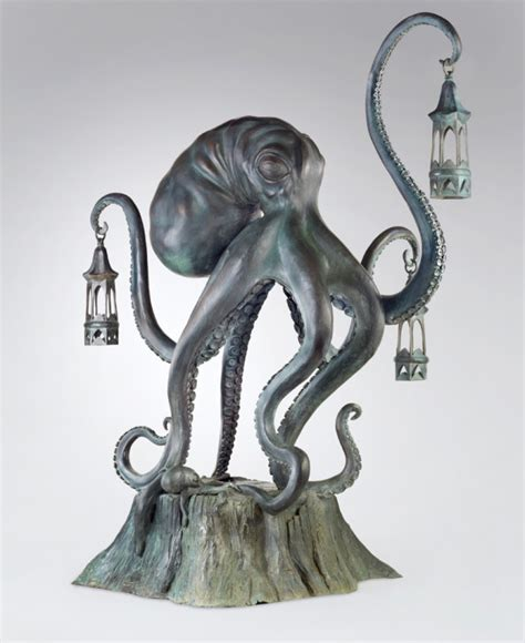 octopus candle holder this octopus candle holder is bad to the