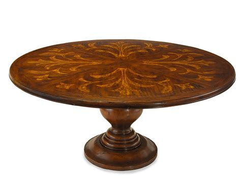 ashton round pedestal dining table walnut brown wooden 72 round dining table having pedestal