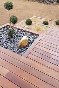 Terrasse Bois Exotique : amenagement terrasse bois clermont ferrand issoire ~ Melissatoandfro.com Idées de Décoration