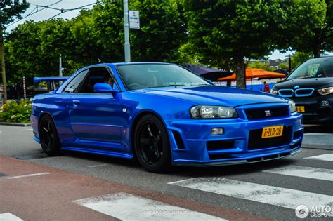 Nissan Skyline R34 Gt R V Spec Ii 9 July 2018 Autogespot