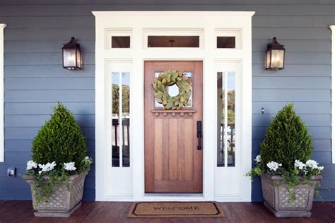 curb appeal tips  learned  fixer upper hgtvs