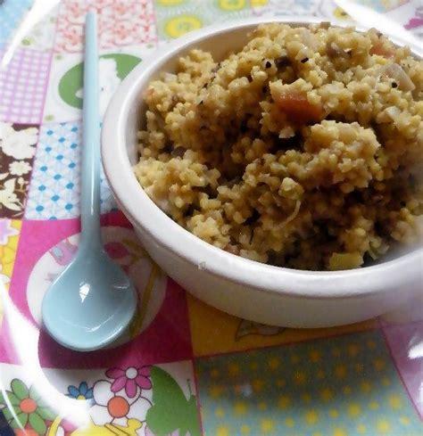 millet cuisine millet cuisiné façon risotto paperblog